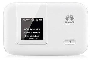 Huawei E5372 als mobiler Hotspot für die USA